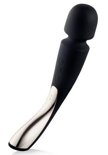 Smart wand par LELO Boutique Piment Plume Belgique Black