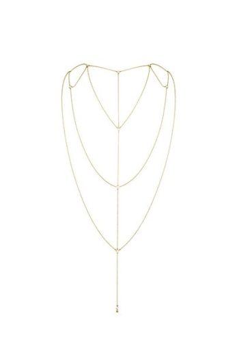 piment plume chaine dos golden bijoux indiscrets boutique belge