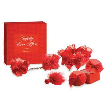 rouge BIJOUX INDISCRETS - HAPPILY EVER AFTER lovestore piment plume belgique
