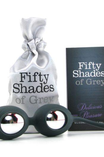 Delicious Pleasure par Fifty Shades of Grey boules de geisha femme