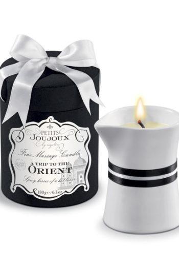 LoveStore belgique Trip to the Orient bougie de masssage petits joujoux