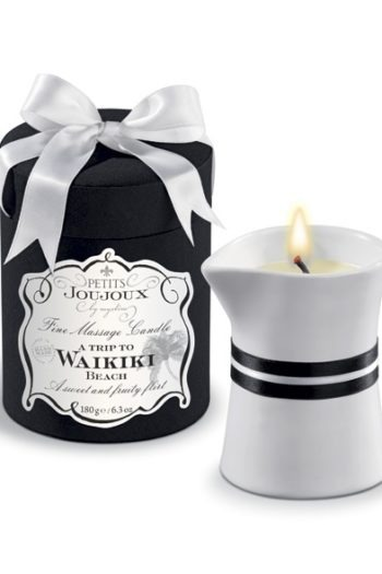 LoveStore belgique Trip to waikiki bougie de masssage petits joujoux