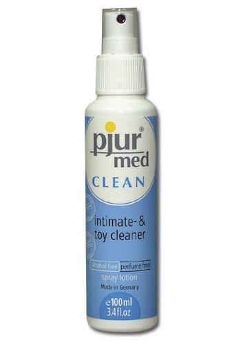 Pjur Clean Med Nettoyant sextoys