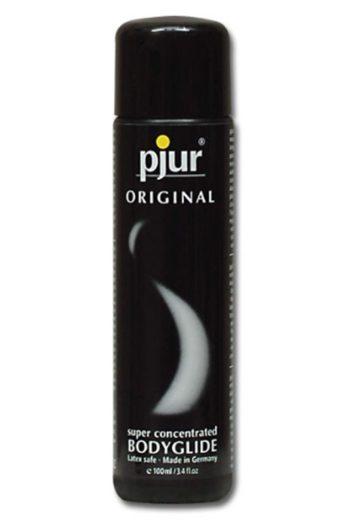 Pjur lubrifiant Original 100ml love store belge Silicone