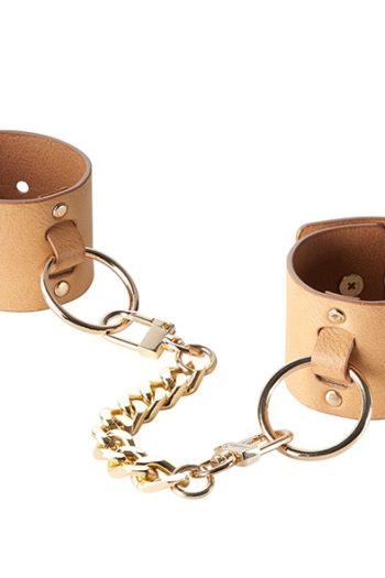 Menottes et bracelets jeux bdsm MAZE bijoux indiscrets boutique belge