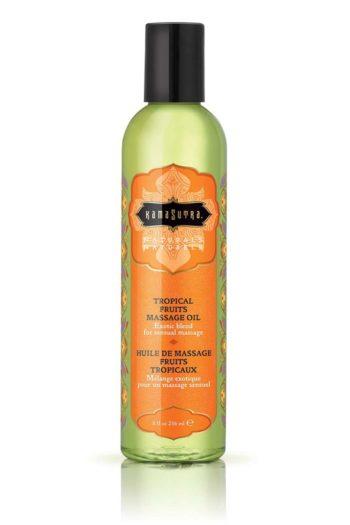 huile massage fruit tropicaux