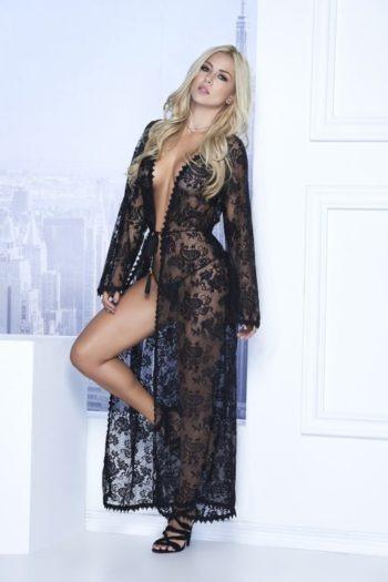 lingerie noire sexy belgique