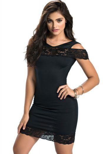 robe-courte-noire-opaque-dentelle-en-terminaison-et-epaules-dos-nu-en-v