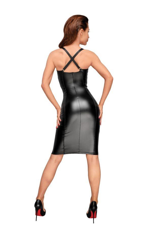 mode femme robe sexy belgique boutique Noir Handmade
