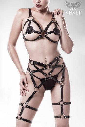 harnais sexy boutique belgique luxe velvet loveshop