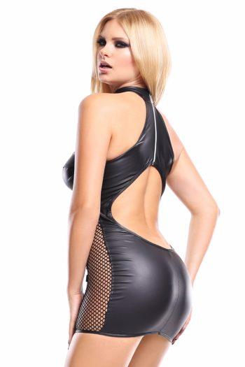 robe demoniq sexy boutique belgique