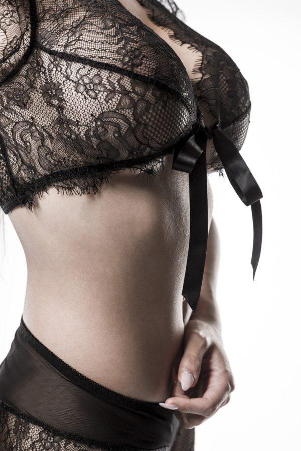 Gery Velvet Tenue sexy lingerie luxe belgique-min