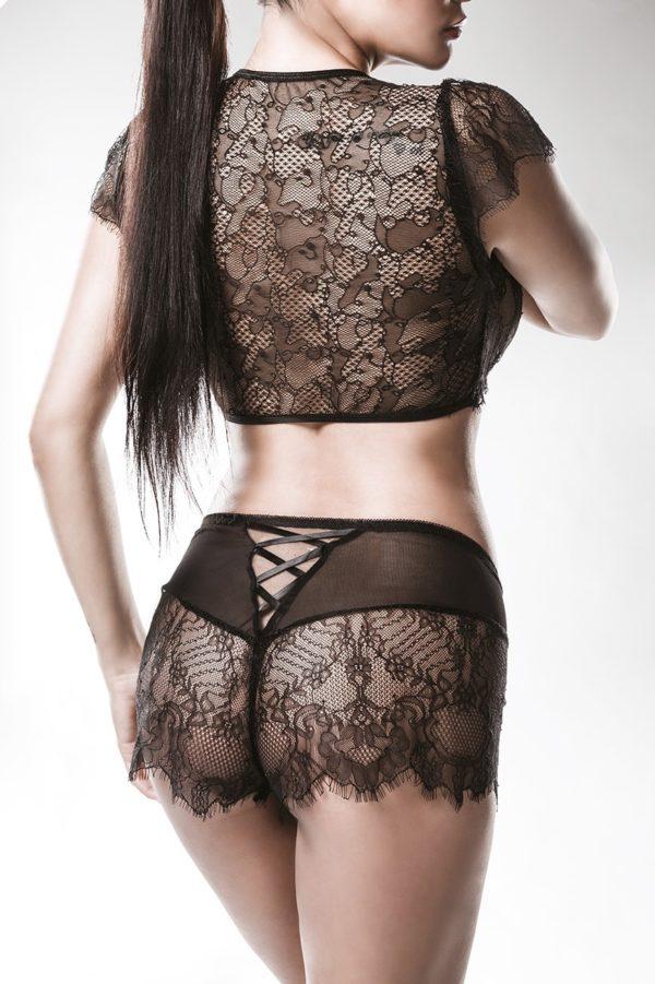 Gery Velvet Tenue sexy lingerie haut de gamme boutique-min