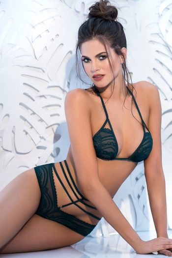 ensemble-2-pieces-sexy-hunter-8285 belgique lingerie