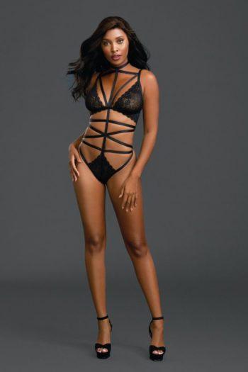 body-dentelle-et-lanieres-elastiques boutique lingerie belgique