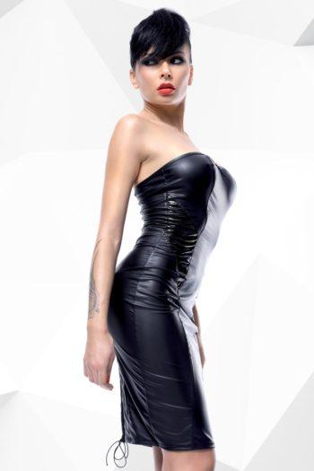 robe de club ellen demoniq boutique mode sexy belgique