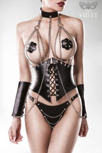 harnais simili cuir sexy boutique belgique