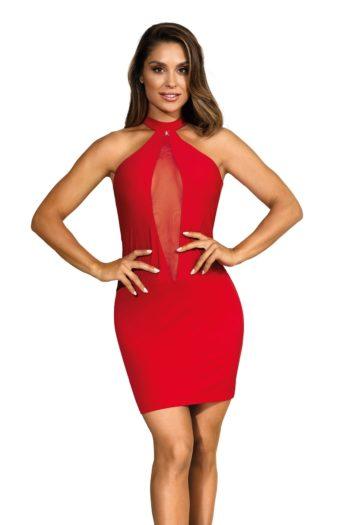 robe rouge sexy belgique