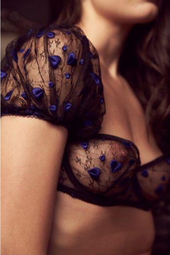 soutien george de luxe Odette Ancel couture haut de gamme luxe mode belgique boutique