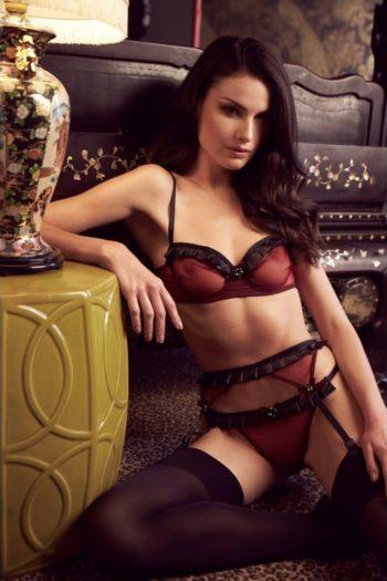 soutien-geoge Odete Ancel Paris boutique lingerie luxe Belgique
