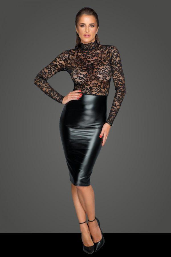 robe de club sexy boutique wetlook vinyle belgique latex