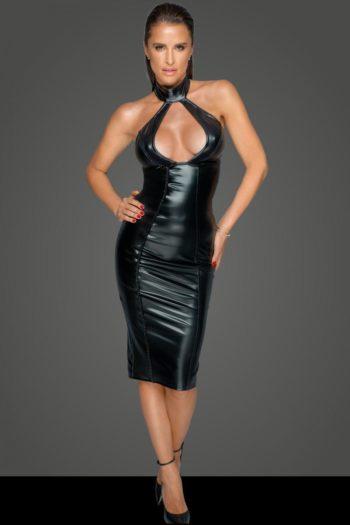 robe sexy boutique Noir handmade belgique