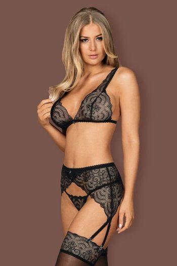 Firella obsessive lingerie boutique belgique piment plume sexy
