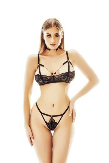 lingerie très sexy boutique belge Anais